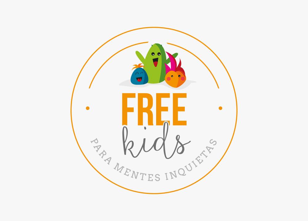 diseño imagen corporativa free kids