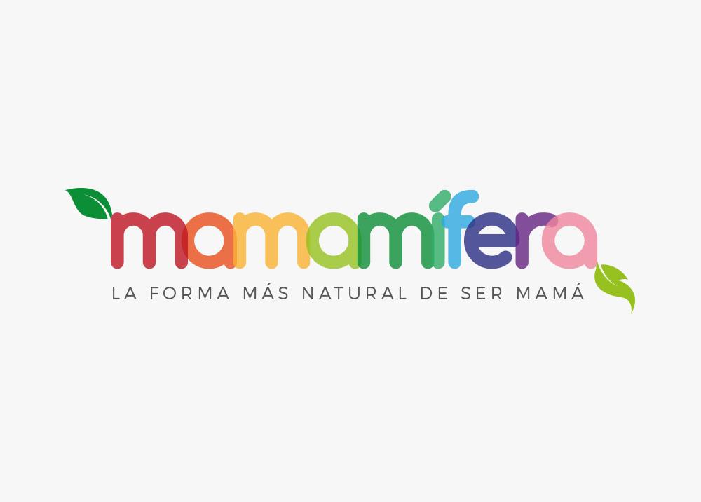 diseño marca mamamifera