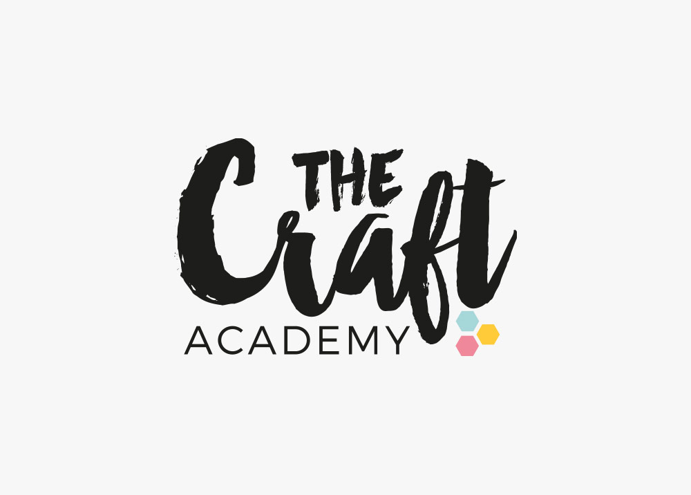 diseño logotipo the craft academy